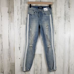 Express Ankle Legging Jeans